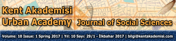 Makale Yazarı ve Makaleler / Publisher and Articles (Volume: 10, Issue: 1)