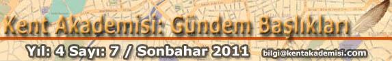 Gündem: Küresel ve Yerel Sınırlar Üzerindeki Politikalar